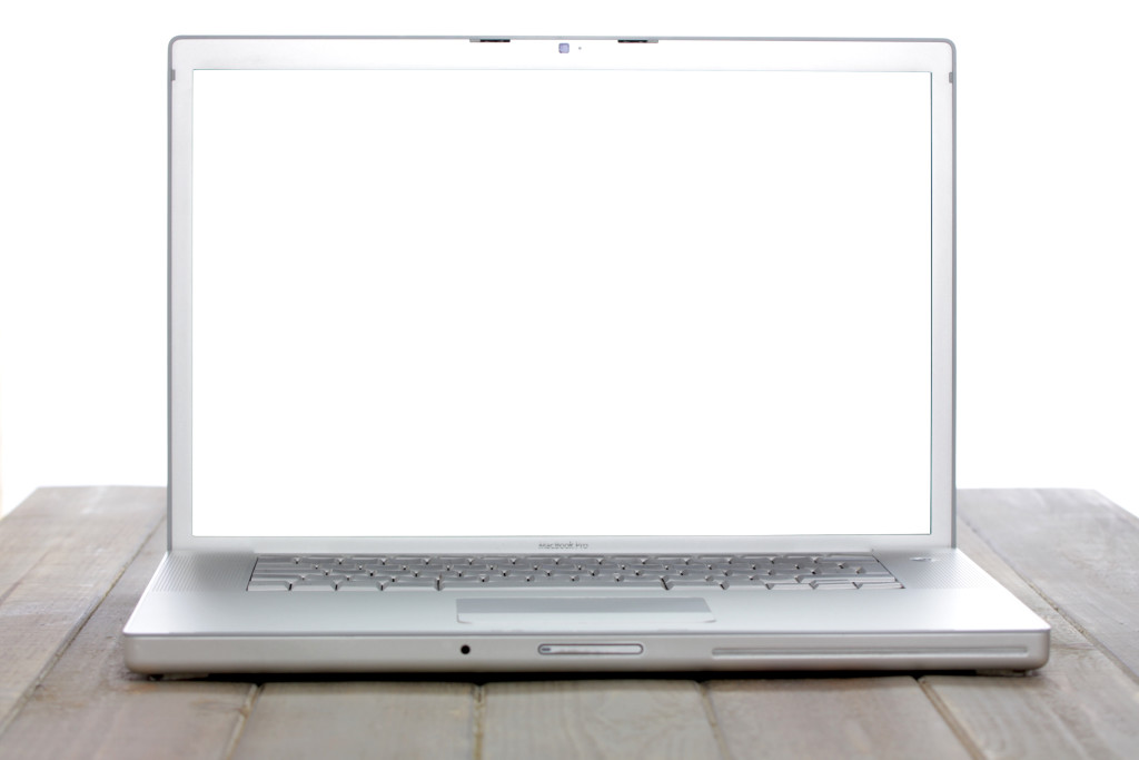 desk, macbook, mockup