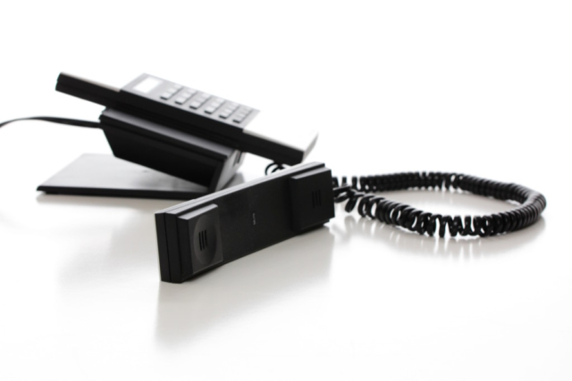 phone, desk