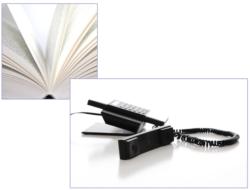 Kreativdienste-Buchseiten-Telefon